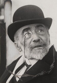 Joseph Conrad, by International Newsreel - NPG x194070