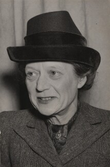Richmal Crompton, by Central Press - NPG x194074