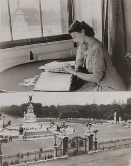 Queen Elizabeth II, by Fox Photos Ltd - NPG x194083