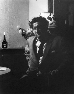 Brendan Behan, by Ida Kar - NPG x138228