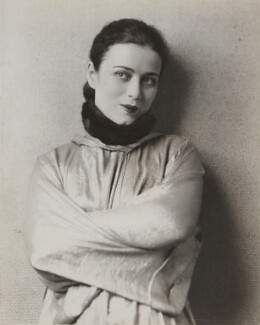 Mary Ellis, by Unknown photographer - NPG x194085