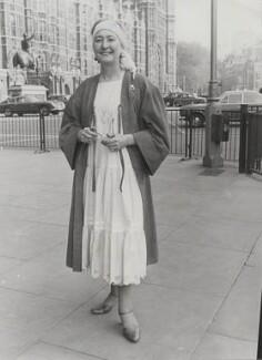 Winifred Margaret ('Winnie') Ewing, by Keystone Press Agency Ltd - NPG x194089