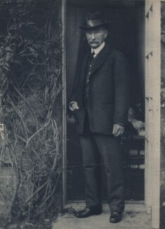 Thomas Hardy, by Unknown photographer - NPG x194098