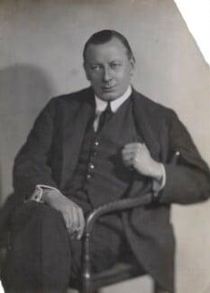 Edward Verrall Lucas, by Madame Yevonde - NPG x194132