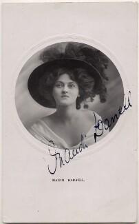 Maudi Darrell (Mrs John Bullough), published by The Philco Publishing Co - NPG x138248