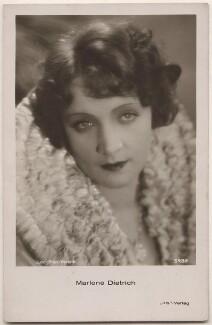 Marlene Dietrich, by Iris Verlag - NPG x138252