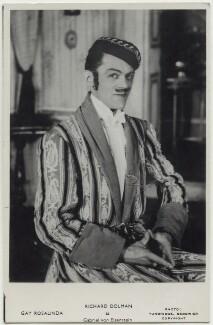 Richard Dolman as Gabriel von Eisenstein in 'Gay Rosalinda', by Tunbridge & Sedgwick - NPG x138253