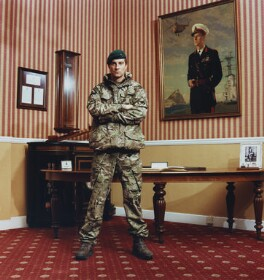 Bear Grylls, by Ivor Prickett - NPG P1972