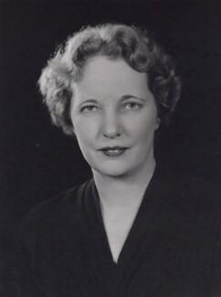 Dame Edith Maud Pitt, by Pearl Freeman - NPG x194163
