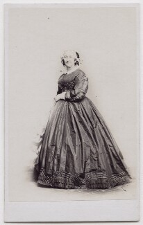 Caroline Maria (née Gore), Lady Daly, by Townsend Duryea - NPG x197096