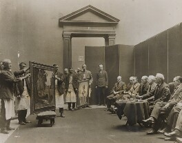 Royal Academy Selection Committee, by Unknown photographer - NPG x194176