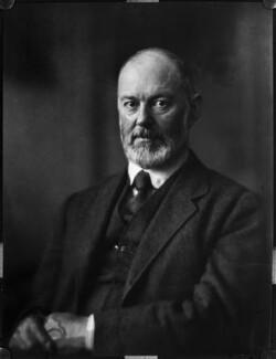 Sir (Frederick) Henry Royce, 1st Bt, by Bassano Ltd - NPG x138259