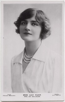 Lily Elsie, by Rita Martin, published by  J. Beagles & Co - NPG x138268