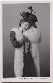 Fanny Fields, published by Rotary Photographic Co Ltd - NPG x138275