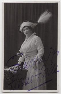Florrie Forde (née Florence Flanagan), by J.P. Bamber Studios of Blackpool - NPG x138278