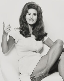 Raquel Welch, by Norman Parkinson - NPG x138285