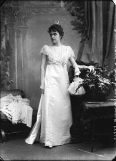 Baroness Van Buren, by Bassano Ltd - NPG x158929