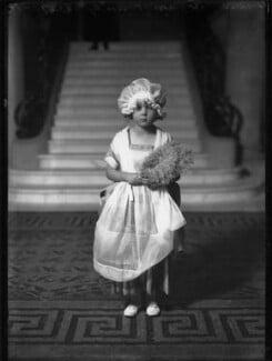 Lady Moyra Blanche Madeleine Browne (née Ponsonby), by Bassano Ltd - NPG x158930