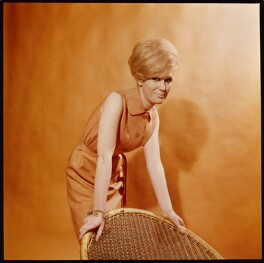 Dusty Springfield, by Unknown photographer - NPG x194191