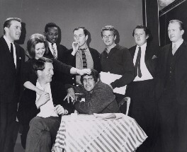 The cast of 'That Was the Week That Was', by Central Press - NPG x194196