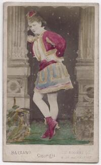 Alma Egerton, by Alexander Bassano - NPG x197104
