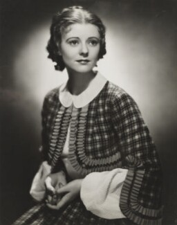 Heather Angel, by Jack Freulich - NPG x194214