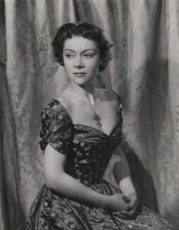 Renée Asherson, by Angus McBean - NPG x194219