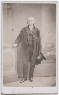 Thomas Guthrie, by James Ross - NPG x197111