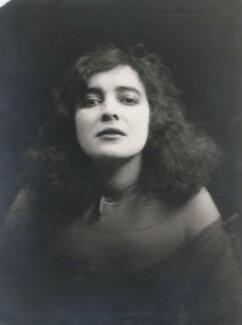 Eve Balfour, by Angus Basil - NPG x194225