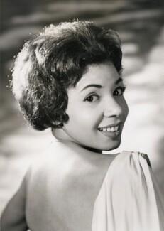 Shirley Bassey, by Derek Allen - NPG x194226