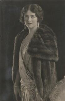 Gladys (née Drury), Lady Beaverbrook, by Claude Harris - NPG x194227