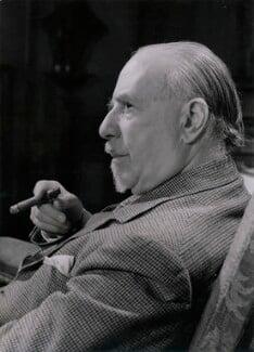 Sir Thomas Beecham, 2nd Bt, by Derek Allen, for  Camera Press: London: UK - NPG x194228