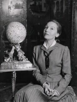Elisabeth Bergner, by Francis Goodman - NPG x194230