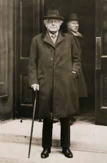 Augustine Birrell, by Keystone View Company - NPG x194238