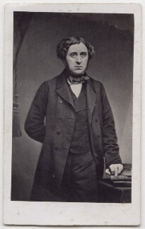 Francis Napier, 10th Lord Napier of Merchistoun and 1st Baron Ettrick, by Mathew B. Brady, published by  Edward Anthony - NPG x197136