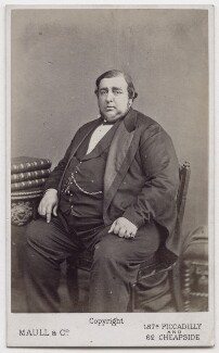 Arthur Orton, by Maull & Co - NPG x197140