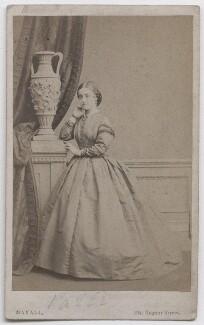 Adelina Patti, by Mayall - NPG x197142