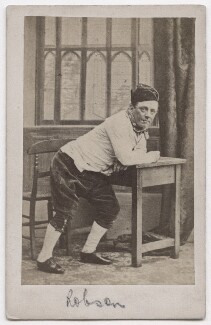 (Thomas) Frederick Robson (né Brownbill), after Camille Silvy - NPG x197151