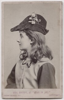 Clara Marion Jessie Rousby (née Dowse) as Joan in 'Joan of Arc', by London Stereoscopic & Photographic Company - NPG x197154