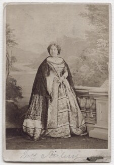 Fanny Stirling, by Clarkington & Co (Charles Clarkington) - NPG x197166
