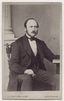 Prince Albert of Saxe-Coburg-Gotha, by Henry Joseph Whitlock, after  Vernon Heath - NPG x197189