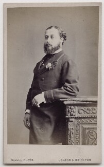 King Edward VII, by John Jabez Edwin Mayall - NPG x197194