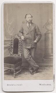 King Edward VII, by Mondel & Jacob - NPG x197196