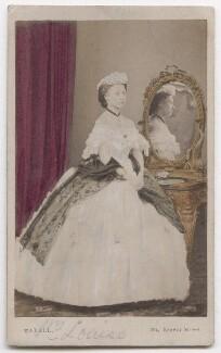 Princess Louise Caroline Alberta, Duchess of Argyll, by John Jabez Edwin Mayall - NPG x197210