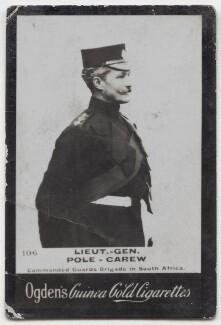 Sir Reginald Pole-Carew, published by Ogden's - NPG x197217
