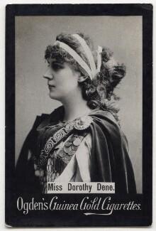 Dorothy Dene (Ada Alice Pullen), published by Ogden's - NPG x197223
