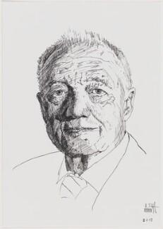 Ken Livingstone, by Andrew Tift - NPG D43016