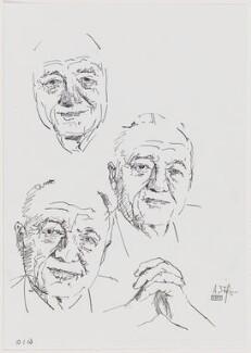 Ken Livingstone, by Andrew Tift - NPG D43017