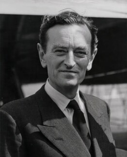 David Lean, by Leslie H. Baker - NPG x194281