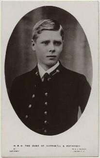 Prince Edward, Duke of Windsor (King Edward VIII), by W. & D. Downey - NPG x138840